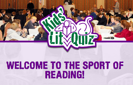 Kids Lit Quiz?  If you are between 10 and 13 years old, keep reading….
